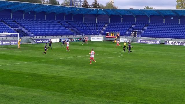 Zostrih zápasu s FK Poprad