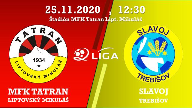 Prvý ligový zápas po prestávke v stredu proti Trebišovu