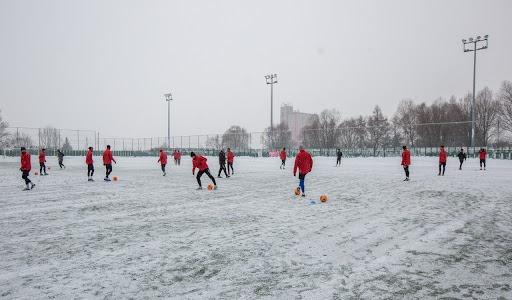 Začiatok zimnej prípravy
