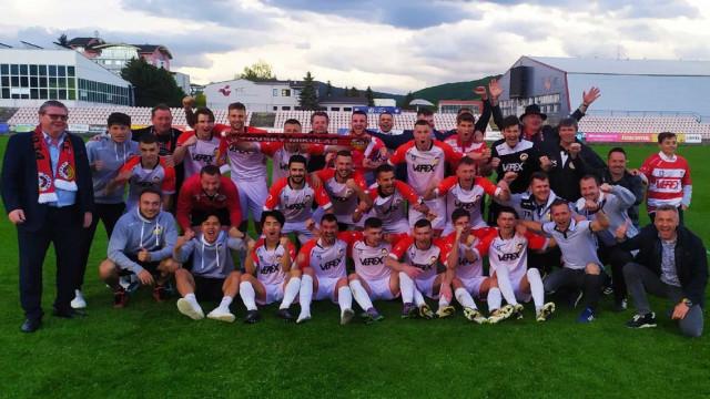 Liptovský Mikuláš sa stal víťazom II. futbalovej ligy