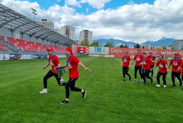 MFK Tatran Liptovský Mikuláš, víťaz II. ligy v sezóne 2020/2021