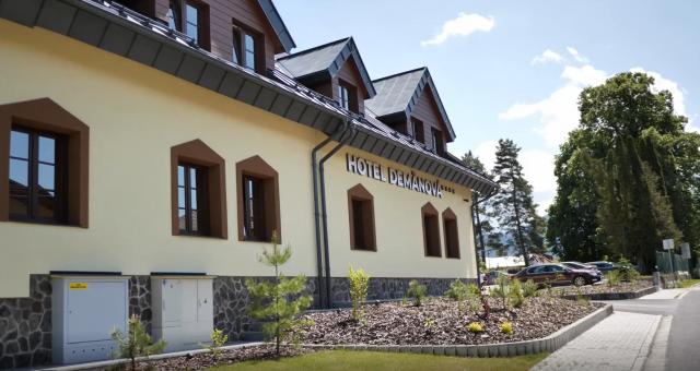 Regenerácia MFK Tatran v Hoteli Demänová