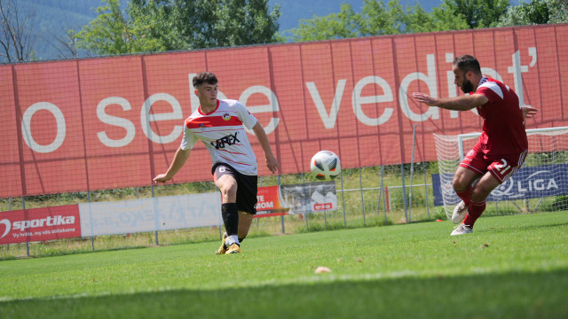 Tretí prípravný zápas zhodnotil Tomáš Staš