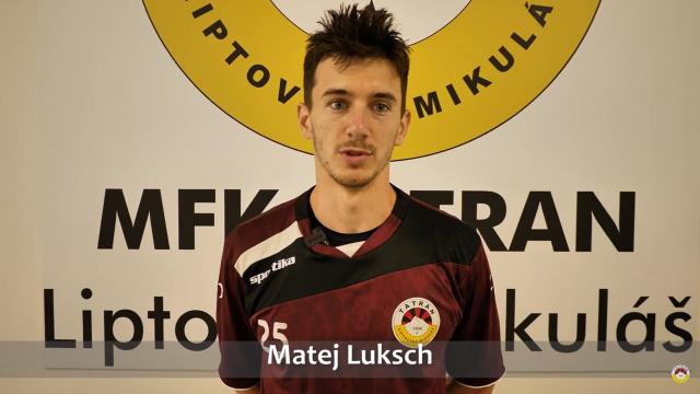 Rozhovor s navrátilcom, Matějom Lukschom