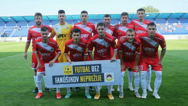 V úvodnom Fortuna ligovom stretnutí sme po dobrom výkone podľahli Slovanu Bratislava