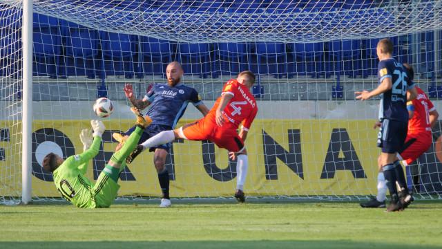 Radosť z prvého gólu Tatranu vo Fortuna lige